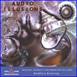 Audio Illusions AudioStrobe Music CD