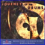 Journey of the Drums AudioStrobe Music CD